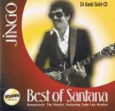 Santana Zounds 24 Karat Gold CD