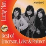 Emerson,Lake & Palmer Zounds 24 Karat Gold CD Neu Sealed