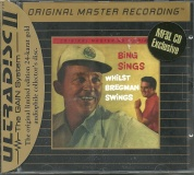 Crosby, Bing MFSL GOLD CD Neu OVP Sealed