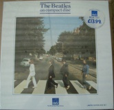Beatles, The  HMV Box-Set CD Neu