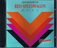 REO Speedwagon Zounds CD