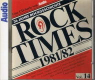Various Audio Rock Times CD Audiophile