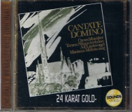 Motettkör, Oscars Torsten Nilsson u.a.  Zounds 24 Karat Gold CD