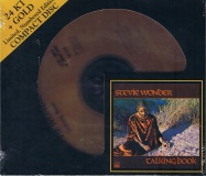 Wonder, Stevie Audio Fidelity 24 Karat Gold CD Neu OVP Sealed