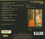 Styx Audio Fidelity 24 Karat Gold CD