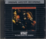 SPIRIT MFSL Silver CD