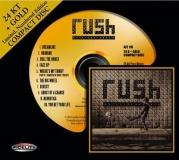 Rush Audio Fidelity 24 Karat Gold CD HDCD NEU OVP Sealed