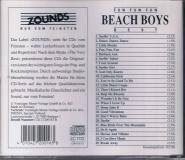 Beach Boys, The Zounds CD