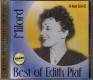 Piaf, Edith 24 Karat Zounds Gold CD